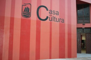 FOTO ARCHIVO FACHADA CASA DE LA CULTURA